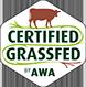Certified Grassfed COW Logo